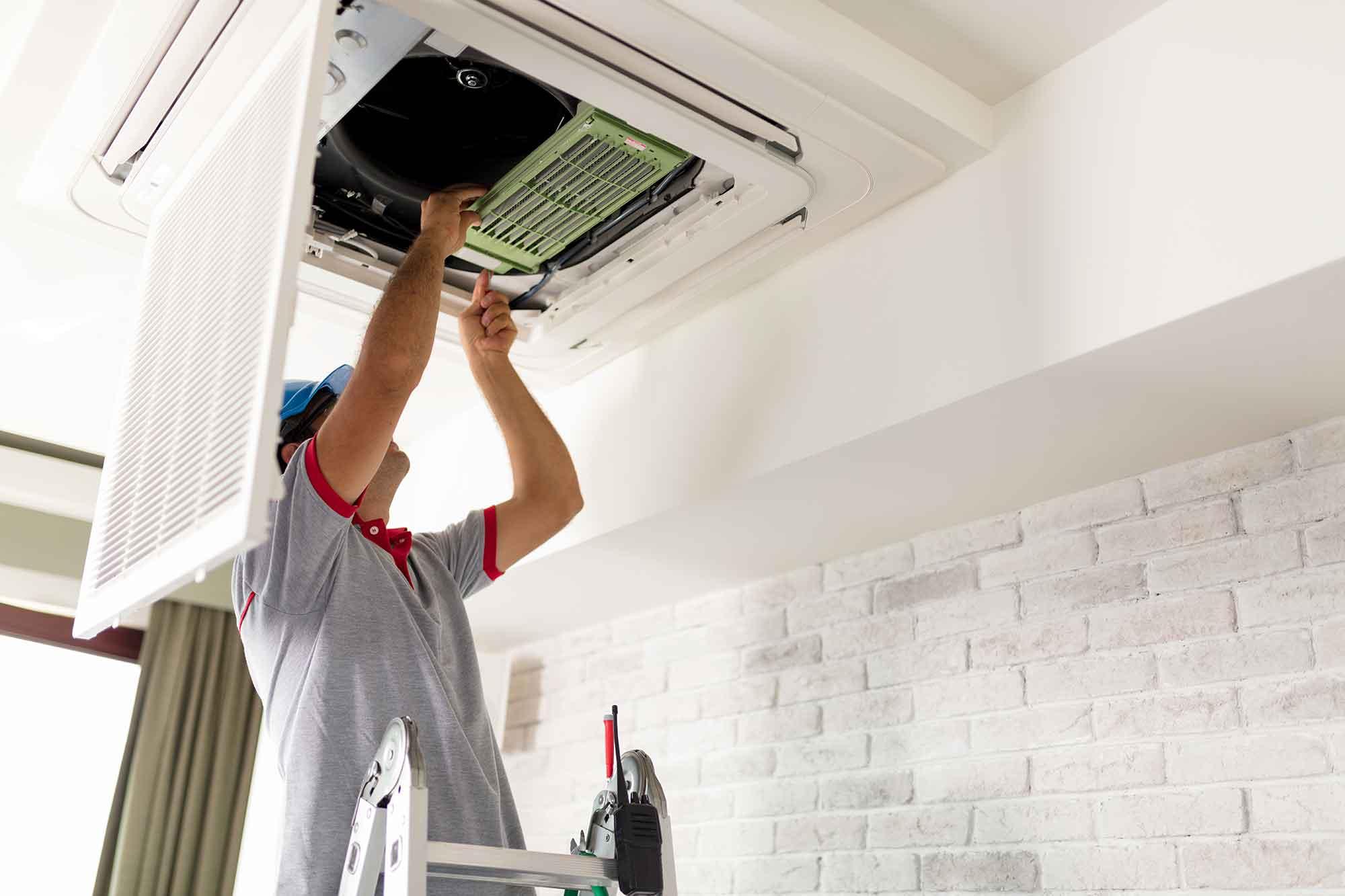 instalador aire acondicionado haro